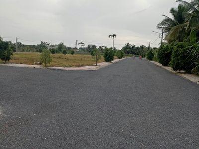Đất 100m2 ngay KCN Tân Hương