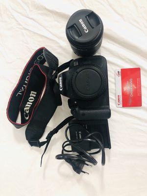 Máy ảnh Canon 700D - đã chụp được 3.500 sort