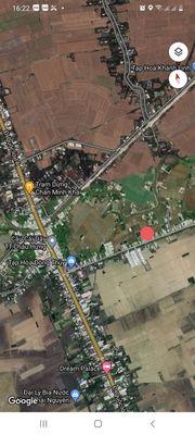 Đất chính chủ cần bán gấp 6×33m, có sẵn nhà