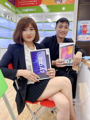 Samsung Galaxy Tab A7 2020 chính hãng mới tinh