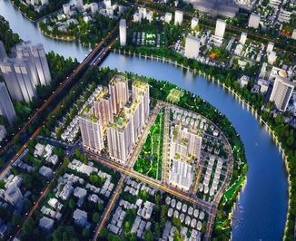 Chung cư Sunrise Riverside 70m² 2 PN Giá Tốt