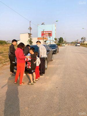 Bán nền LK, BT khu đô thị Cienco 5 Mê Linh Hà Nội