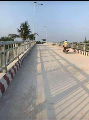 Bán đất mặt sông Cầu Trường Thịnh làm VLXD