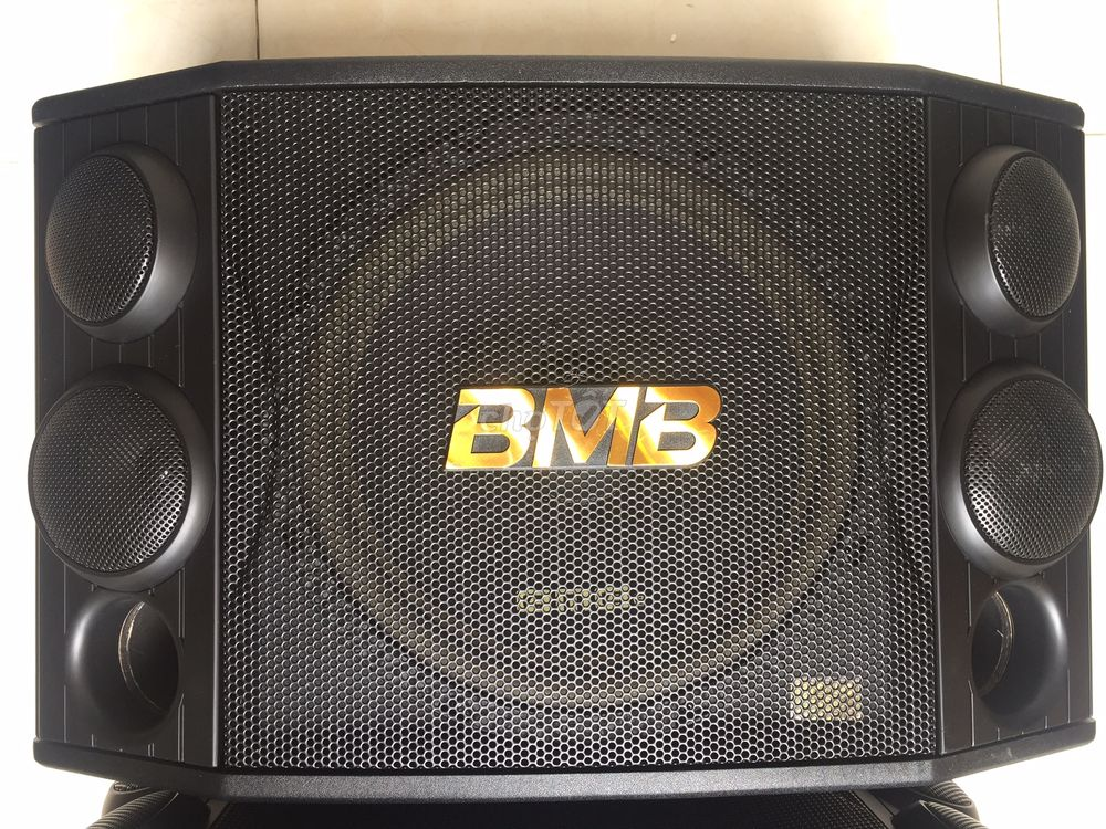 Cặp loa Karaoke BMB CSX-2000(SE), 3 tấc cực hay