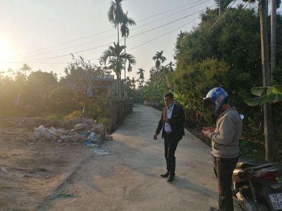 Chính chủ gửi bán lô góc 79m2 thôn 3 Thiên Hương