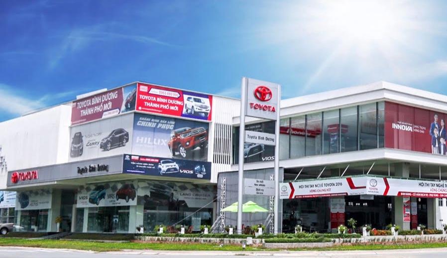 Toyota Bình Dương - Xe Đã Qua Sử Dụng