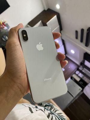 MÌNH CẦN BÁN IPHONE X 256GB MÀU TRẮNG.