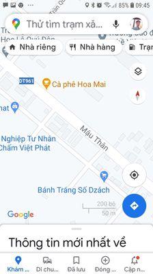 Đất Thành phố Cà Mau 300m2