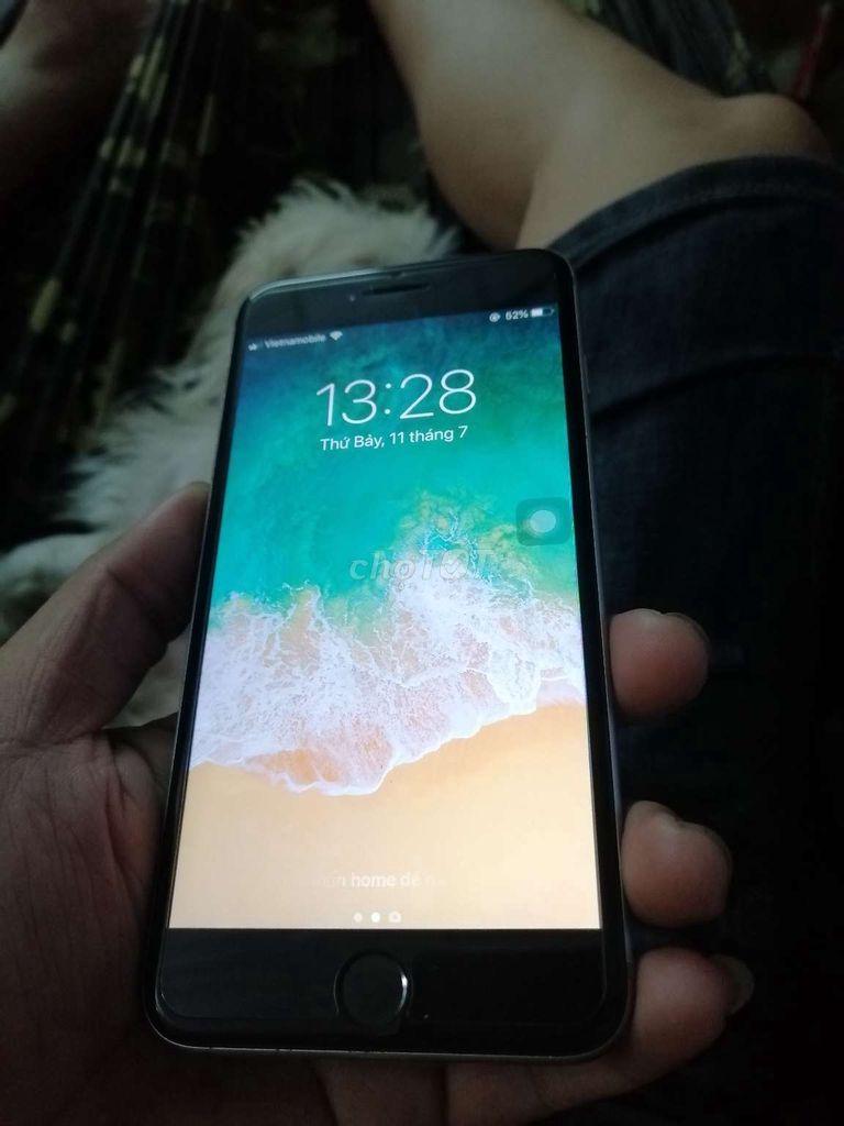 0704685755 - iPhone 6 plus 64gb QT ( ko vân tay ) như hình