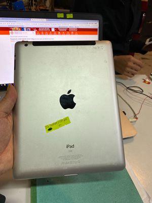 Ipad 3 16G 4G bị quên pass màn và icloud