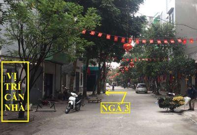 Nhà 60.2m² 2T Đường 13m 10B4 Khu 918, Phúc Đồng,LB