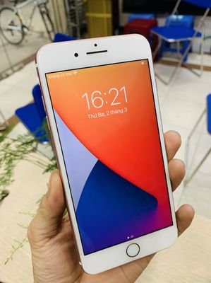 iPhone 7 Plus 128Gb Rose Gold Lock Mỹ LL/A Nguyên