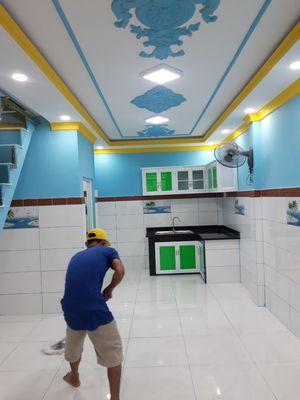 Bán Nhà nhỏ 1T1L 4x7,5 CNĐ 30m2 Nguyễn Thái Sơn P4