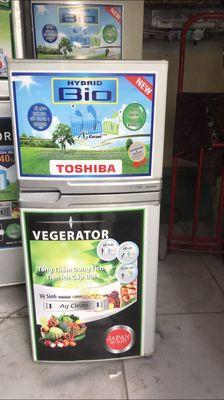 Tủ lạnh Hanlamosi 120 lít