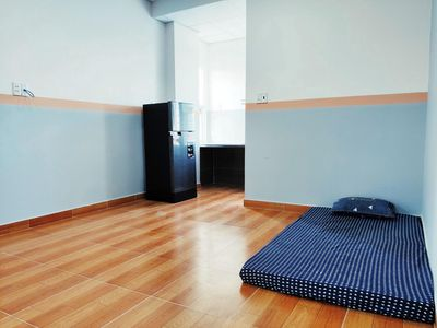 Phòng trọ Quận 12 25 m2 giá rẻ đầy đủ tiện nghi