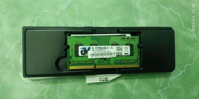 Ram laptop ddr3 2gb 10600