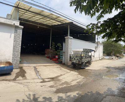 Bán kho xưởng 1000m2, sổ hồng riêng,tại Vĩnh Lộc A