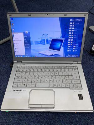 Laptop Panasonic CF-LX4 i5-5300U 240GB Ram 4GB