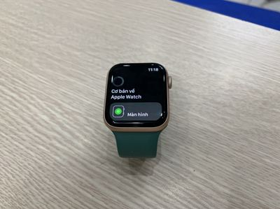 Apple Watch series 4 size 44mm Nhôm Gold bản LTE