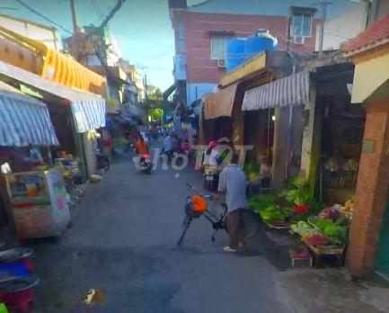 0972243731 - Bán nhà nát 49m2 Nguyễn Văn Lượg, GV- SHR- gần chợ