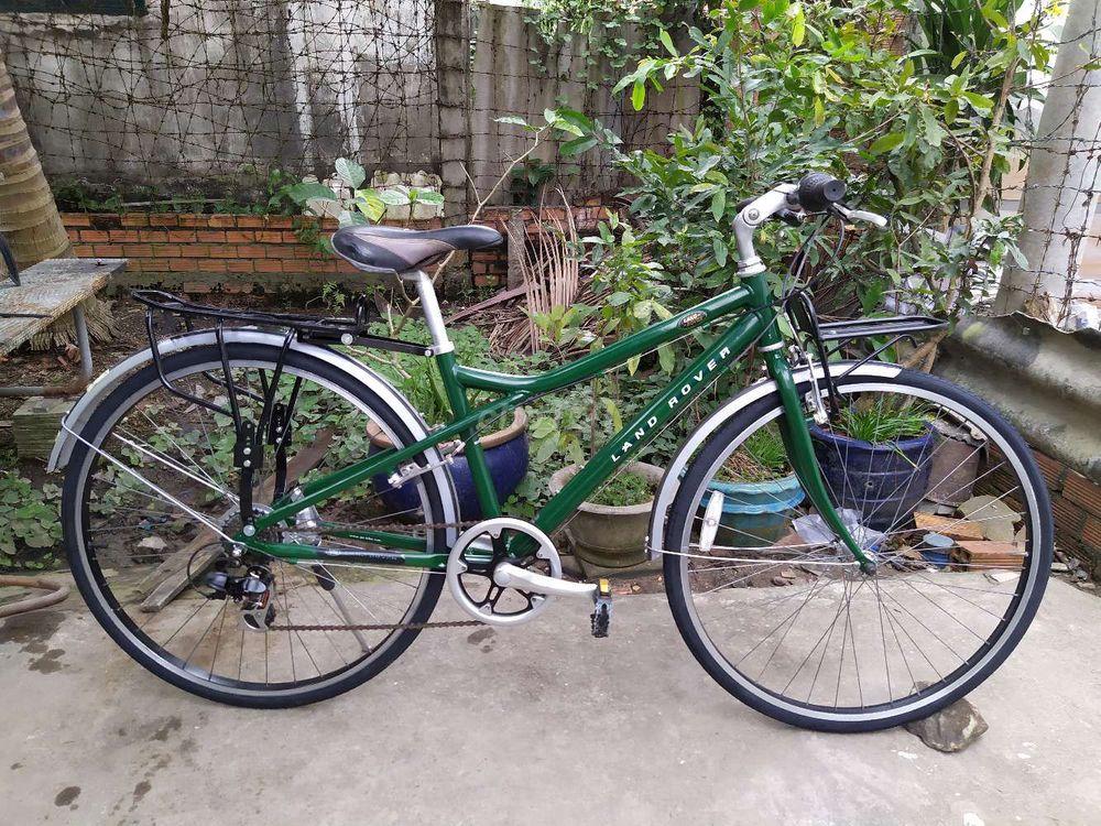 Xe đạp thể thao đường phố hiệu LAN ROVER