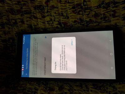 Samsung Galaxy A6 Plus Xanh 32 GB ram 4gb 2sim FPT
