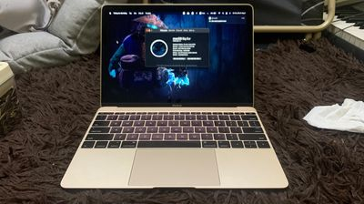 New Macbook 12 retina - Max cấu hình