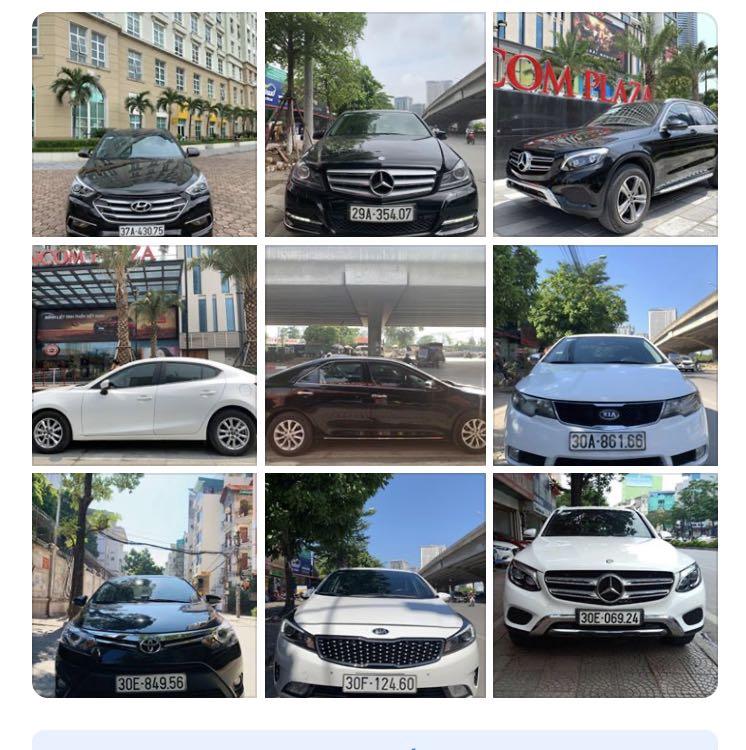 Salon ô tô Tâm Đức