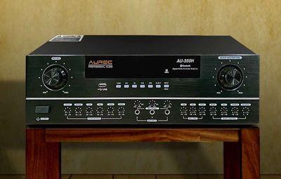 Amply liền vang aurec H350 cao cấp