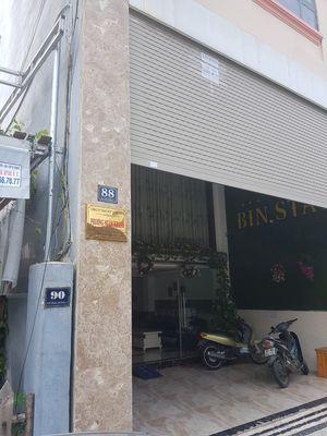 Khách sạn đường hải đông  Hải Châu, Đà Nẵng.