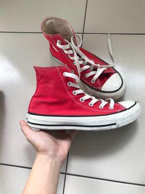 Pass giày Converse real size 37 còn rất mới ạ!
