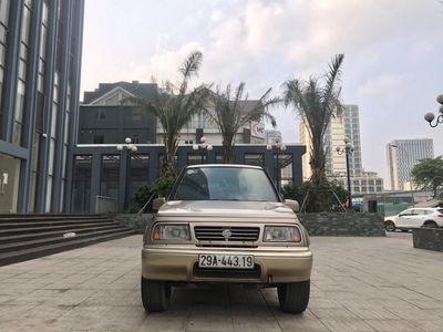 Suzuki Vitara 2004 Số sàn 2 cầu