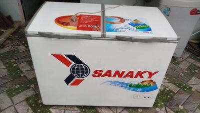 Tủ đông SANAKY 300 lít hai chế độ bảo hành 6 tháng