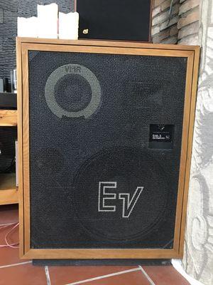 Loa Mỹ hi-end EV S 18-3
