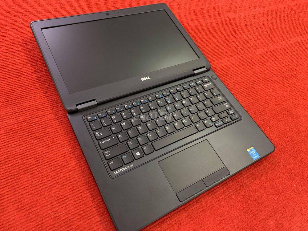 0901731911 - Dell Latitude E5250 i5 5300/4GB SSD 128 BH dài+Cặp
