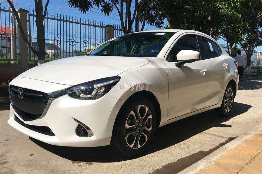 Cho Thuê Xe Mazda 2 Sedan 2017