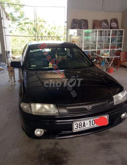 Mazda 323 GLXi 1.6 MT 2000