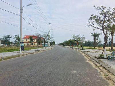 Đất nền ven biển Nam Đà Nẵng giá sập hầm