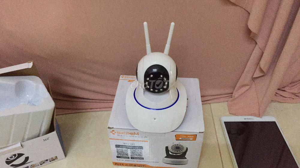 Camera wifi hai enteng xoay,đàm thoại yoosse K863