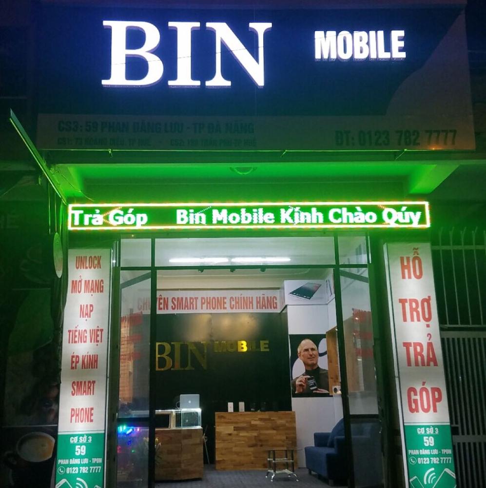 Cửa hàng BIN Mobile Cơ Sở 3 59 Phan Đăng Lưu