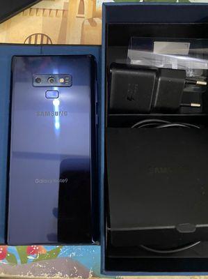 Samsung note 9 phiên bản Mỹ