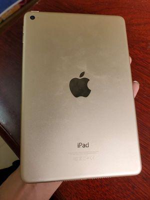 Ipad Mini 4 wifi 64g hỏng màn Đã thoát icloud