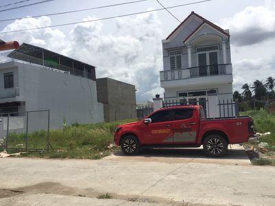 Nhà 1 lầu, 118m2 thổ cư, KDC TP Bến Tre, Phú Nhuận