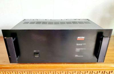 Power (cục đẩy) Adcom GFA 555 hàng Mỹ nòi