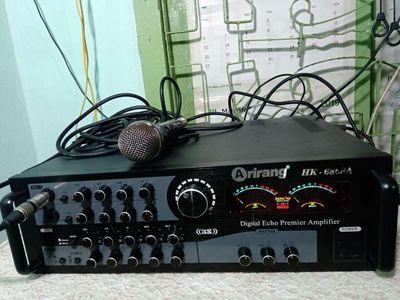 Amply karaoke công suất 12 sò
