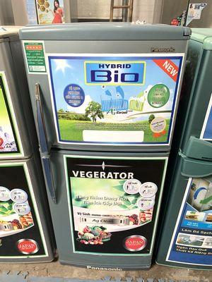 tủ lạnh Panasonic 2 cánh dung tích 163L nhập thái