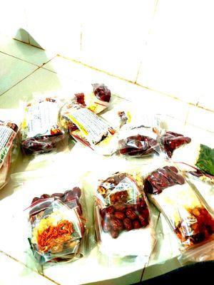 Set nguyên liệu nấu chè dưỡng nhan ,giá 70k/ set