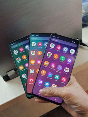 Samsung Galaxy S10 nhỏ gọn máy hàn 2sim