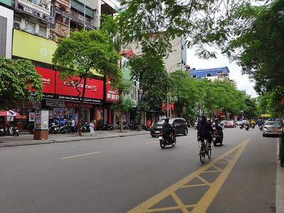 Nhà mặt phố Thái Hà 6 tầng KD vô địch giá 15 tỷ