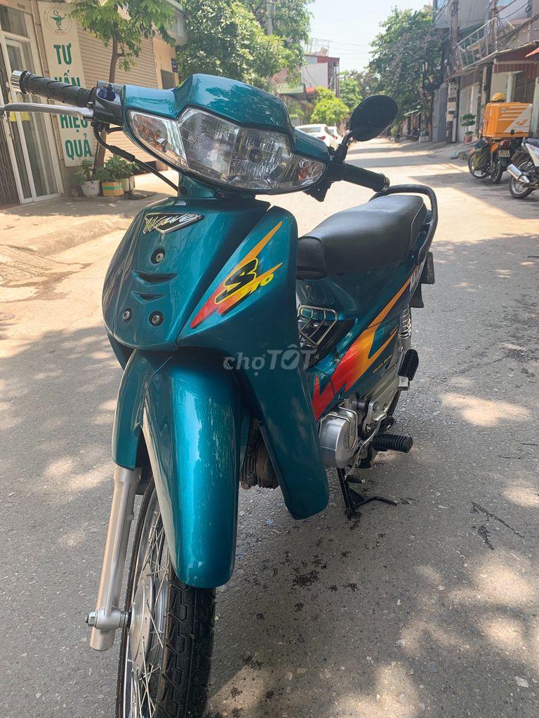 0976094432 - Honda Wanpha100 giật đồ hãng mới cứng